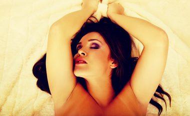 Sa ndjeshmëri seksuale del nga klitorisi?