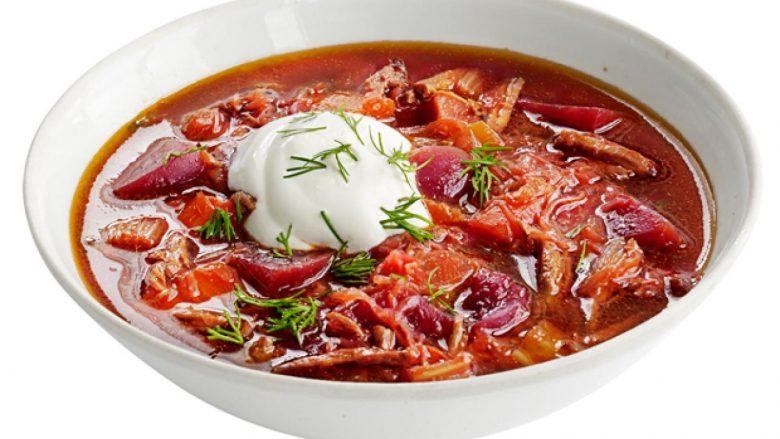 Supë panxhari (borshi)