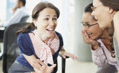 Thashethemet mund të kenë efekte pozitive?!