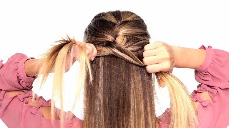 Kështu mund të bëni frizurë perfekte (video)