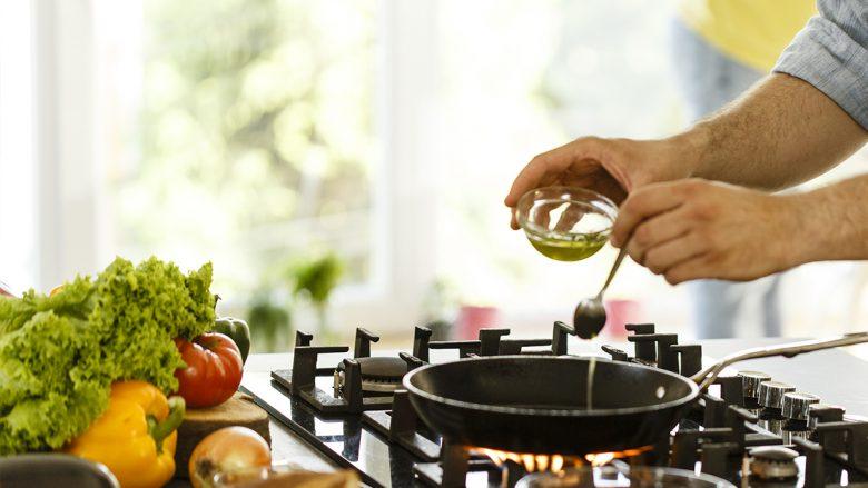 Katër gabime gjatë përdorimit të vajit të ullirit