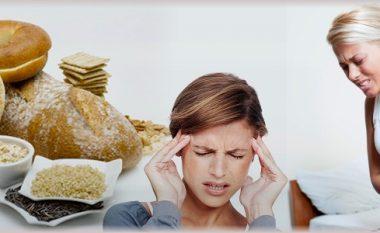 Simptomat e alergjisë ndaj glutenit