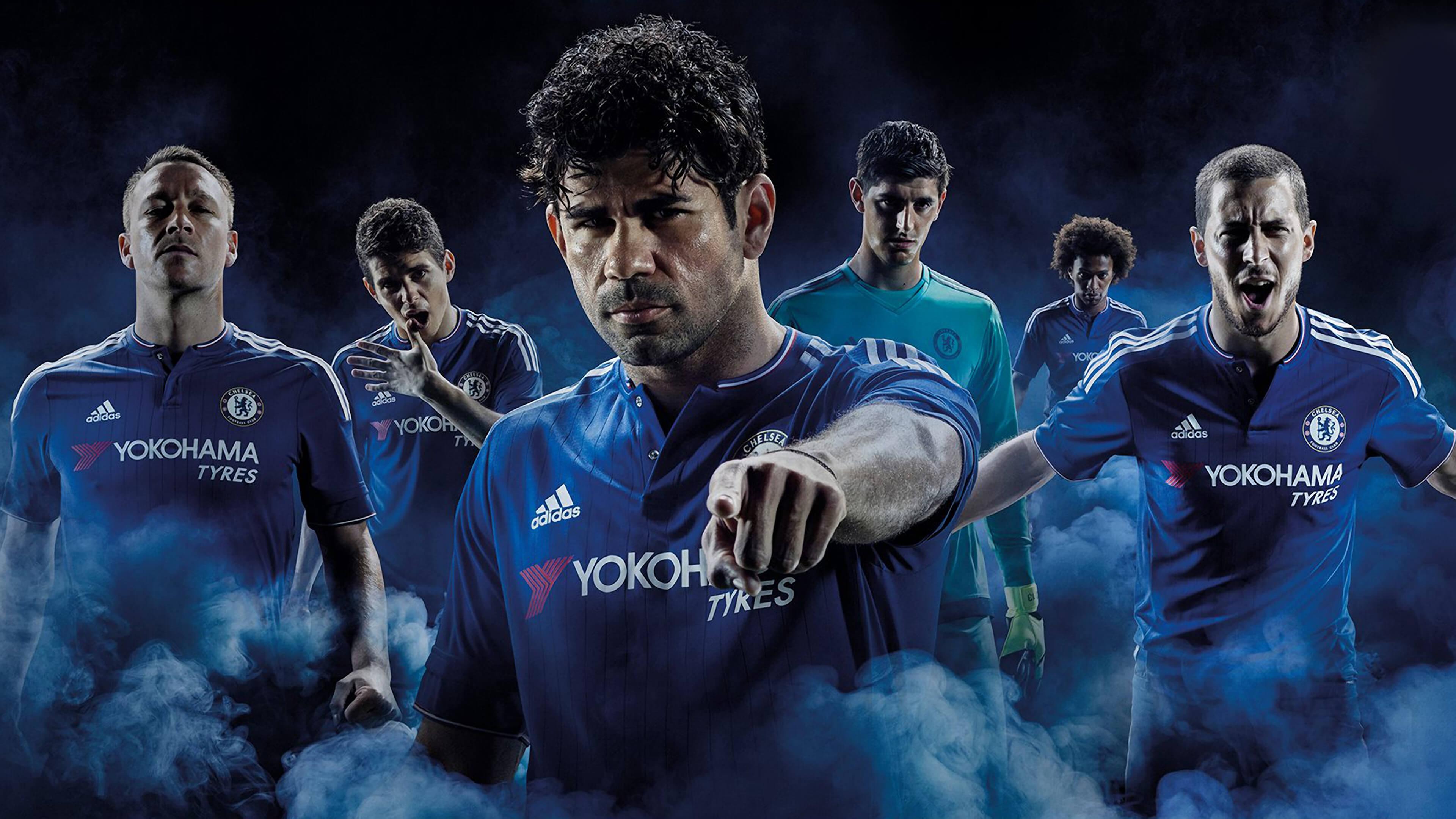 Chelsea-FC-2015-2016-Adidas-Home-kit-4K-Wallpaper
