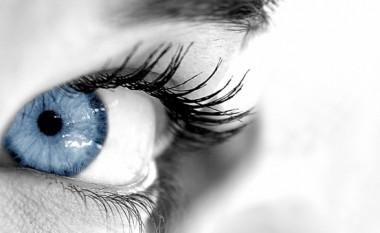A e keni ditur se nuk ekzistojnë sytë e kaltër?!