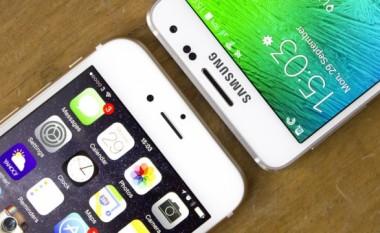 Samsung fiton ndaj Apple, nuk duhet t'ia paguajë gjobën e 400 milionë dollarëve