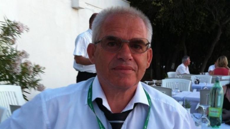 Ass. dr. Fahri Drevinja, mr.sci- neuropsikiatër