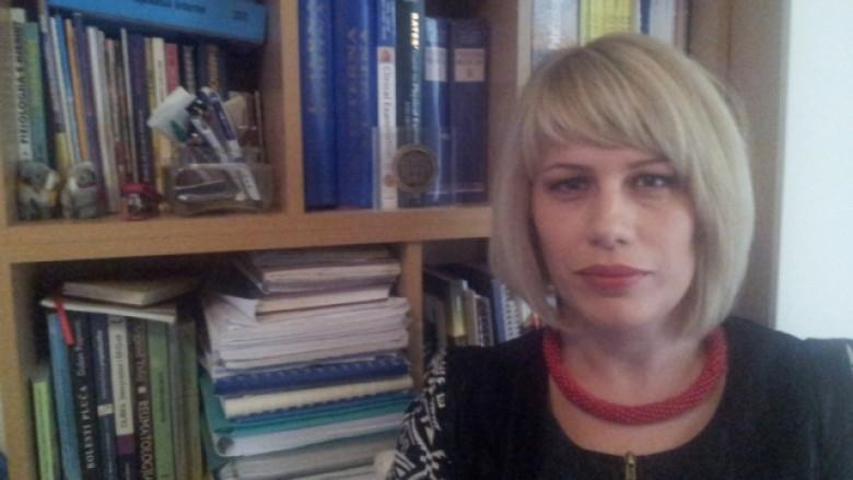 Ass.dr. Merita Emini Sadiku, dr.sci., Interniste-endokrinologe-diabetologe