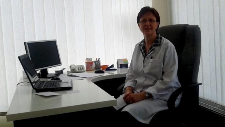 Ass.dr.sci. Emine Devolli – Disha, Spec.Radio-onkologe & ultrasoniste