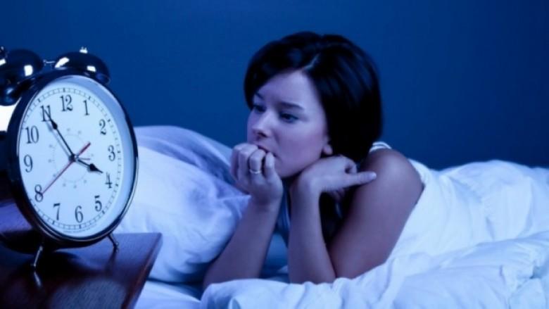 Çfarë duhet të bëni kur nuk mund të flini