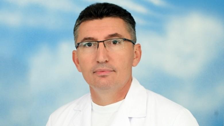 Dr.Lirim Ukimeraj, otorinolaringolog