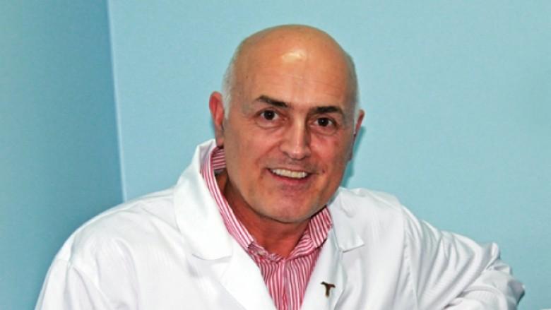 Dr. Sci.  Naser Salihu, oftalmolog