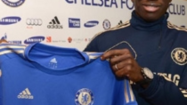 Zyrtare: Demba Ba lojtar i Chelseat