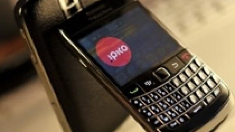 IPKO: Mbi 2.7 milionë sms u dërguan për Vitin e Ri