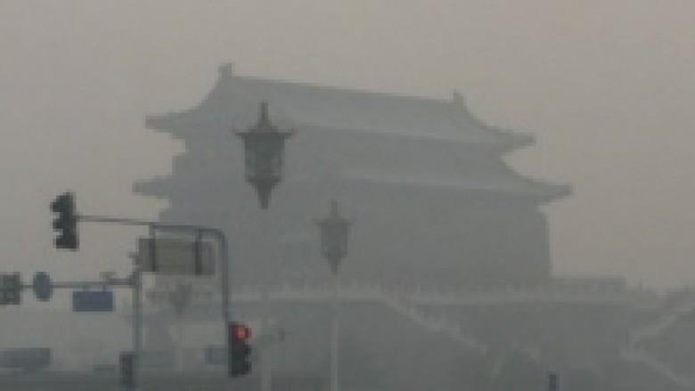 Ndotja e ambientit në Pekin merr përmasa gjigante