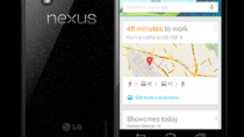 Google bëhet gati për Nexus 5?