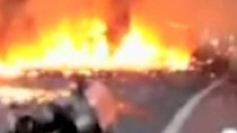 Dy të vdekur nga rrëzimi i një helikopteri në Londër