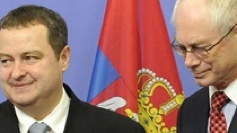 Rompuy: Serbia të normalizojë raportet me Kosovën