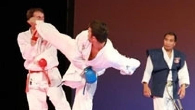 Nishevci triumfon me medalje të artë në Austri