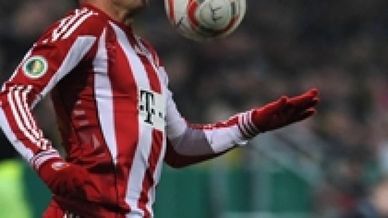 Robben i befasuar me vendimin e Guardiolës