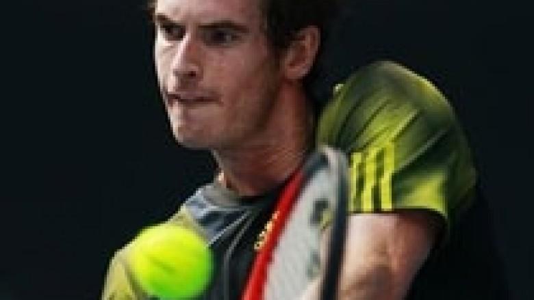 AO: Murray në çerekfinale