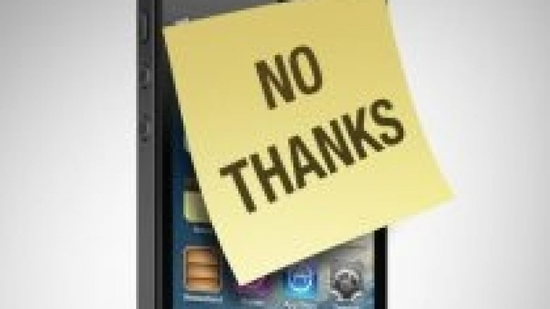 Më pak njerëz duan një iPhone 5!