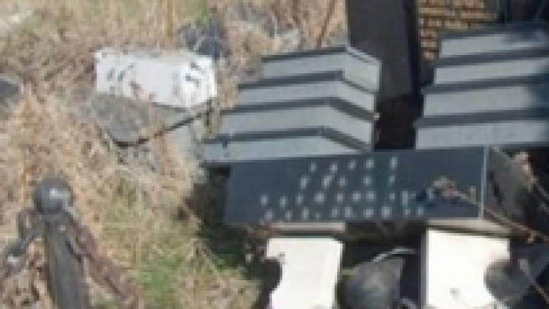 Dëmtim varrezash në Prizren dhe Kllokot
