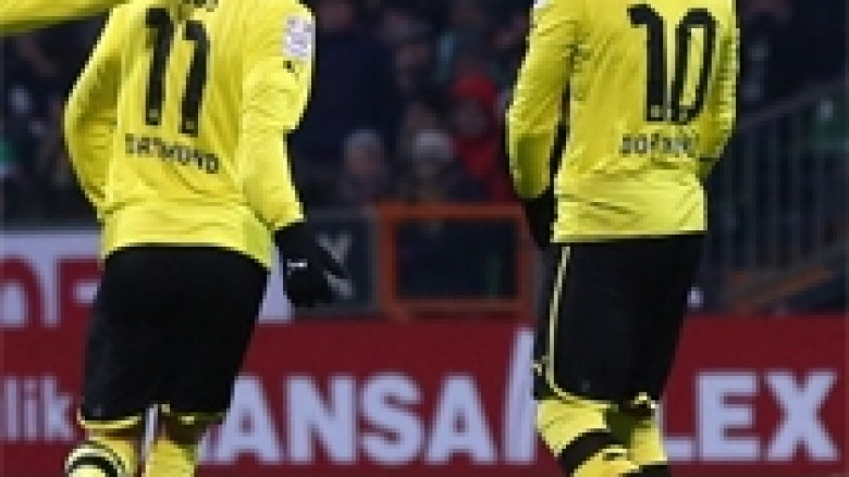 Java e 18-të në Bundesliga, dominojnë futbollistët e Dortmundit
