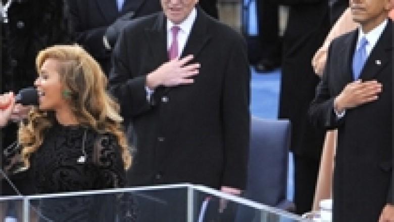 Ish-presidenti Carter, në Washington për ta parë Beyoncen (Video)