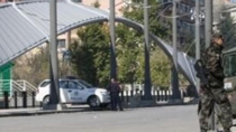 Të shtëna armësh në veri të Mitrovicës