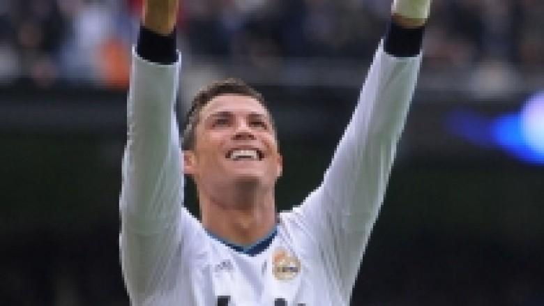 Ronaldo mposht Getafen