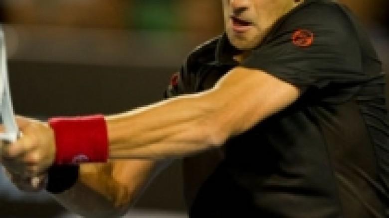 Djokovic fitues i Australian Open