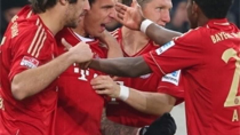 Stuttgarti kundërshtar i lehtë për Bayernin
