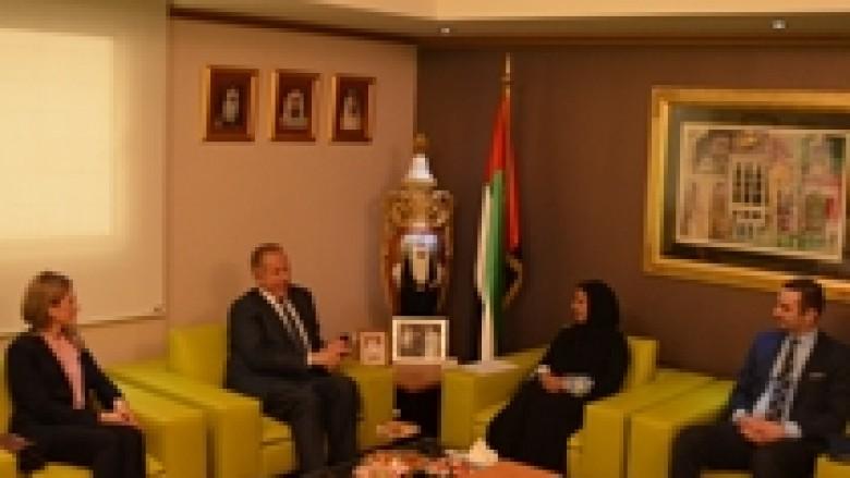 Pacolli e Kusari – Lila ftojnë investitorët nga Emiratet e Bashkuara Arabe