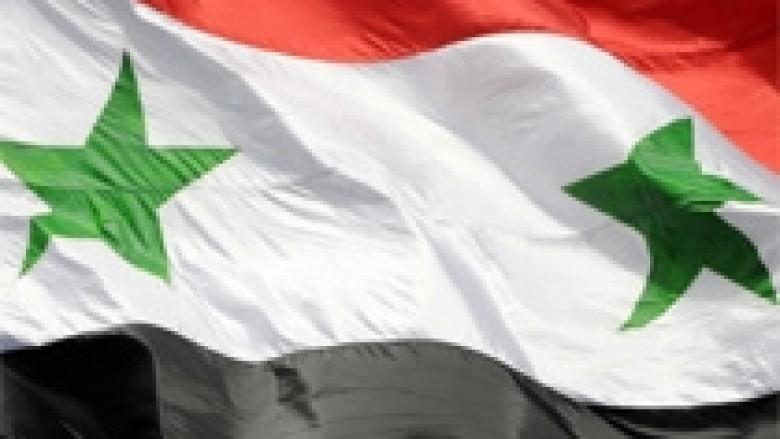 Siria akuzon Izraelin për sulm ajror