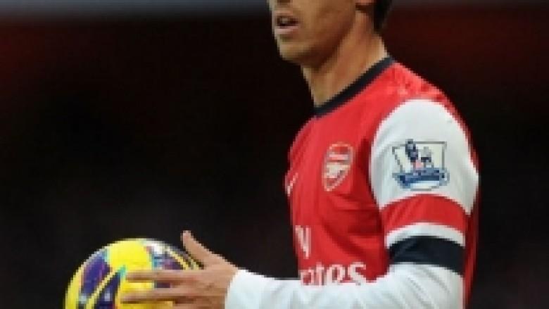 Monreal: Cazorla më bindi të vij te Arsenali