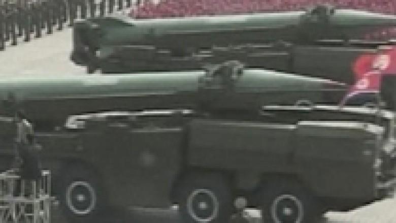 Koreja e Veriut, bombë bërthamore kundër sanksioneve?