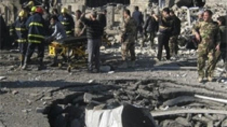 Irak: 21 të vrarë nga një sulm vetëvrasës