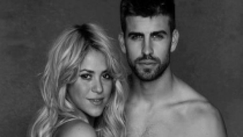 Shakira dhe Pique prezantojnë djalin e tyre (Foto)