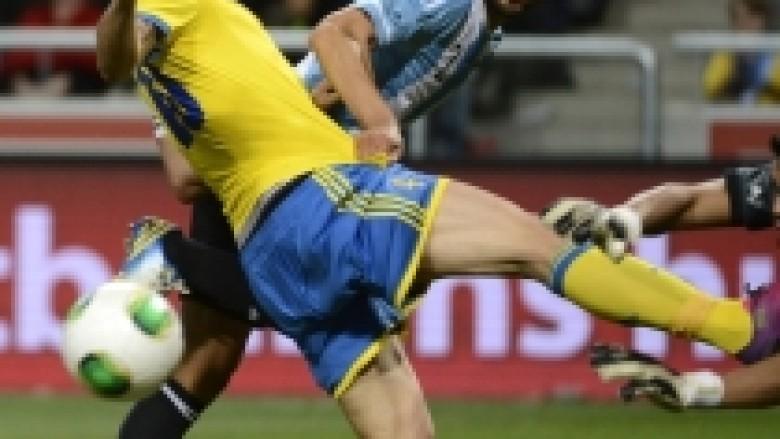 Argjentina e mund Suedinë