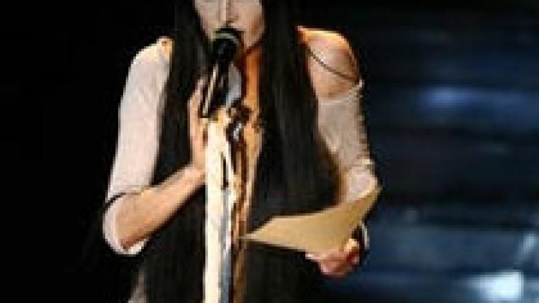 Anna Oxa e pakënaqur me Sanremon