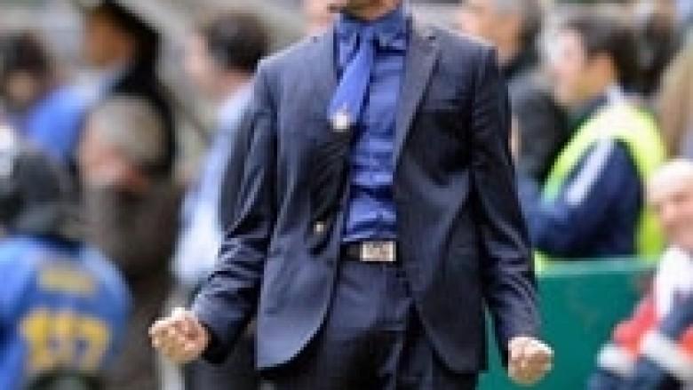 Stramaccioni: Ndeshja me Milanin, miqësore për ne