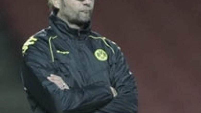 Klopp: Nuk e lë Dortmundin as për Realin e Chelsean