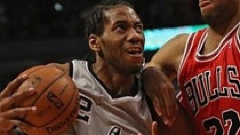 NBA: Spurs fitojnë edhe pa lojtarët kryesor