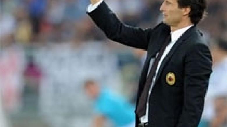 Galliani: Allegri do të qëndrojë