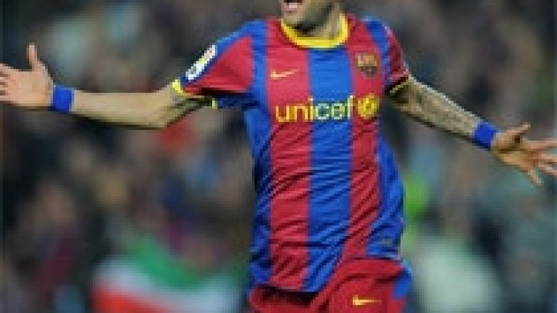 Arsenali pas Dani Alves?