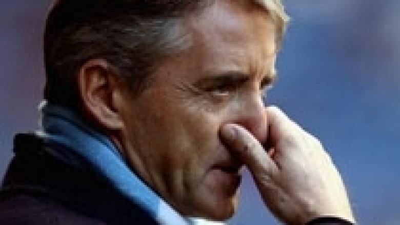 Mancini nuk dihet i rrezikuar