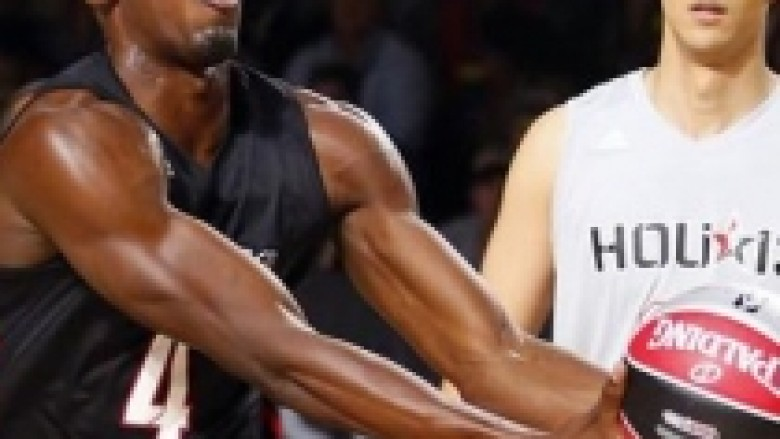 Bolt, i mirë në vrapim, por jo në basketboll