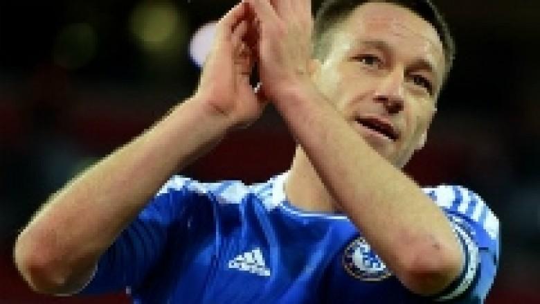 Terry: Chelsea, ende në garë për titull