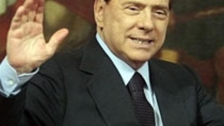 Berlusconi, real për gjasat e Milanit