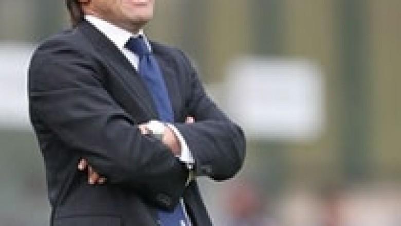 Conte i kënaqur me interesimin e Realit dhe Chelseas